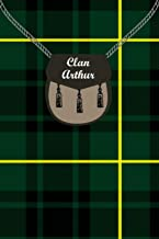 clan arthur tartan