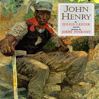 John Henry audiobook cover art