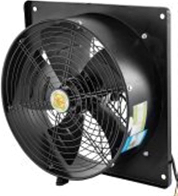 XYSQ Extractor Industrial De 220V, Ventilador De Metal Industrial, Baño De La Casa Ventilación De Cocina Axial Blower Blower Fan Ventilador, Extractor Industrial Ventilador,