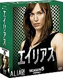エイリアス シーズン5<ファイナル> コンパクトBOX[DVD]