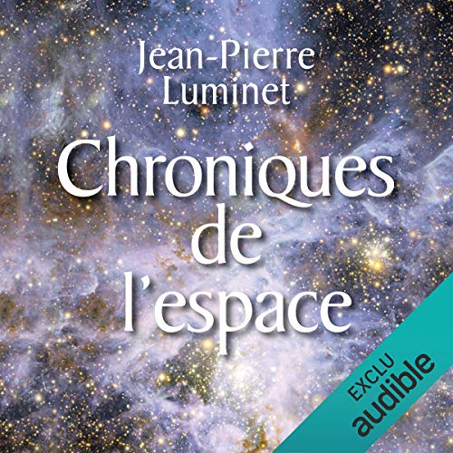Couverture de Chroniques de l'espace