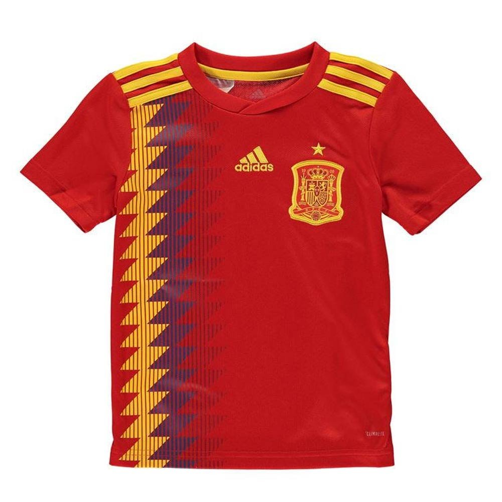 2018-19 Spain Home Football Soccer T-Shirt Camiseta (Marco Asensio 20) - Kids: Amazon.es: Deportes y aire libre
