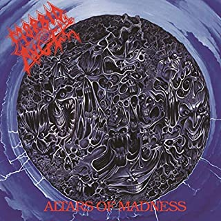 Altars Of Madness Digipack CD (Full Dynamic Range Audio)