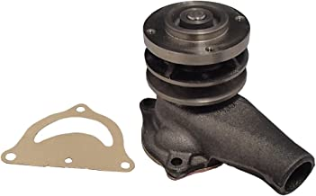 2N 8N 9N Water Pump for Ford Tractors with 2 Gaskets and Pulley CDPN8501A 83954997 E4NN10723AA 11066211 A1033356 8501A