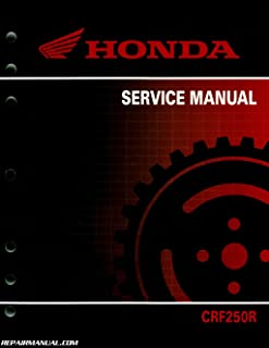 Best 2012 crf250r manual Reviews