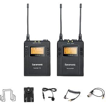 Sony Lavaliere Wireless Set URX-P03 UTX-B03 UTX-P03 566.125-607.875MHz