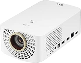 LG HF60LA LED Full HD Cinebeam Projector with Smart TV and Bluetooth Sound Out (White)