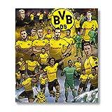 Borussia Dortmund Schoko-Comic-Adventskalender - 2
