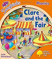 Clare and the Fairlocal Teacher's Material Level 6 (Oxford Reading Tree Songbirds Phonics)