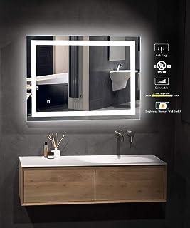 Amazon Com Smart Mirror Bathroom