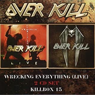 Killbox 13/Wrecking Everything Live by Overkill (2009-10-27)