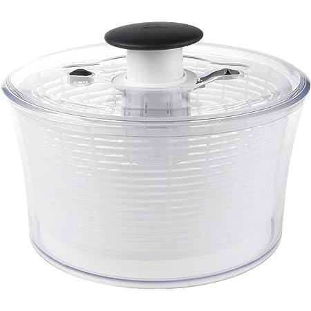 OXO サラダスピナー 野菜水切り器 小