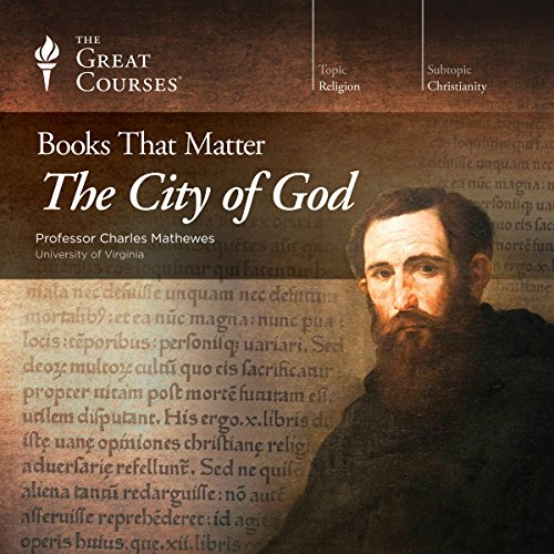 Books That Matter: The City of God audiobook cover art