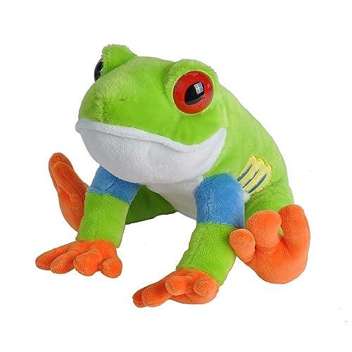 564de086dba Wild Republic Red-Eyed Tree Frog Plush