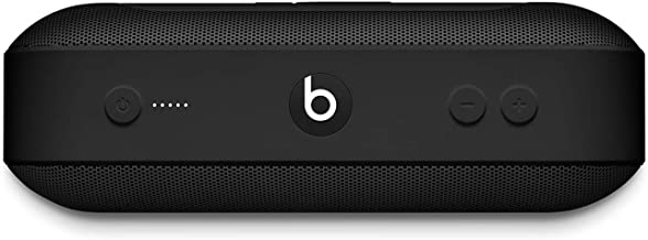 $172 » Beats Pill+ Portable Wireless Speaker - Stereo Bluetooth, 12 Hours Of Listening Time, Microphone For Phone Calls - Black
