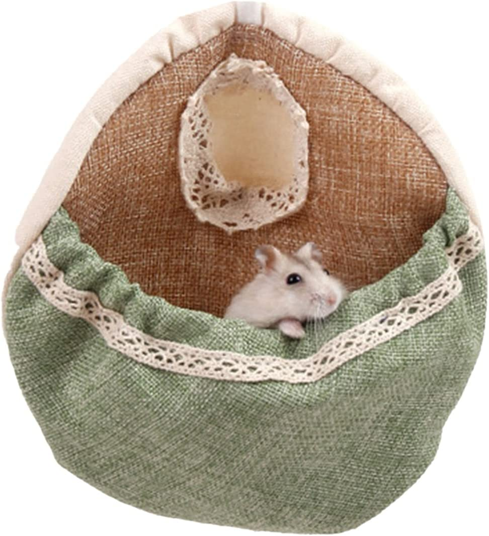 Pet Classic Small Sale Special Price Animal Hanging Hammock Gerbil Sleep Dwarf Cage Swingin