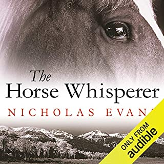 The Horse Whisperer audiobook cover art