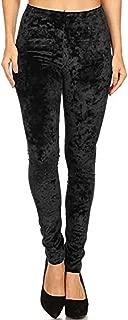 Women's Velvet Lycra Comfortable & Stretch Day/Night Jersey Leggings
