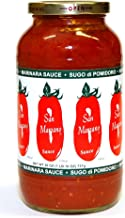 San Marzano - Sugo di Pomodoro Marinara Sauce, (6)- 24 oz. Jars