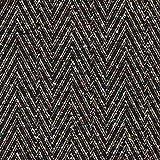 Tweed Fischgrät braun - Preis gilt für 0,5 Meter