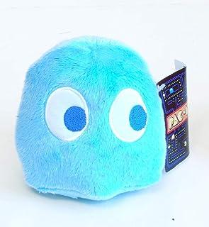 "Pac-Man 4"" Blue Ghost Plush"