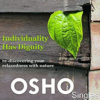 Individuality Has Dignity audiobook cover art