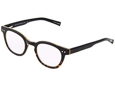 eyebobs Waylaid Readers (Black Demi) Reading Glasses Sunglasses