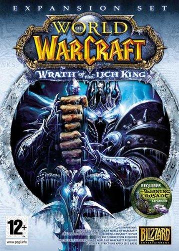 Blizzard World of Warcraft: Wrath of the Lich King PC Multilingua videogioco