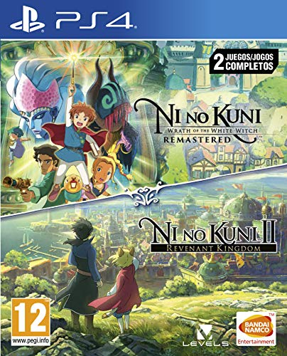 Pack Ni No Kuni I + II