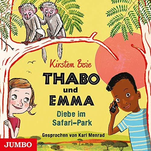 Diebe im Safari-Park Titelbild