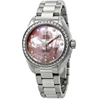 Omega Seamaster Aqua Terra Automatic Diamond Ladies Watch (Silver)