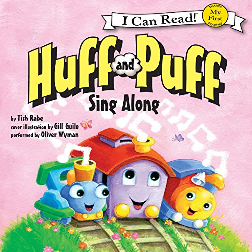 Huff and Puff Sing Along audiobook cover art