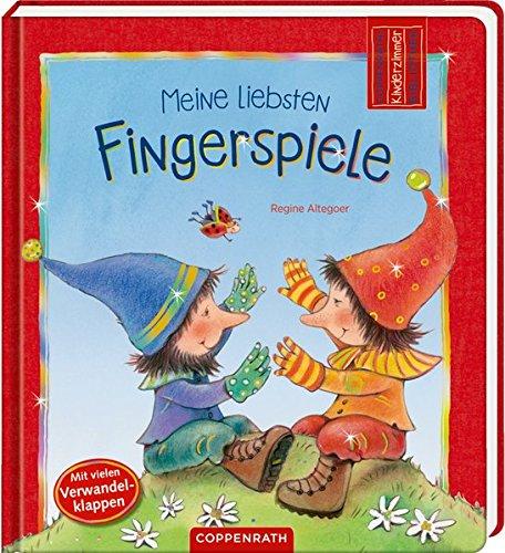 Meine liebsten Fingerspiele (Coppenraths Kinderzimmer-Bibliothek)