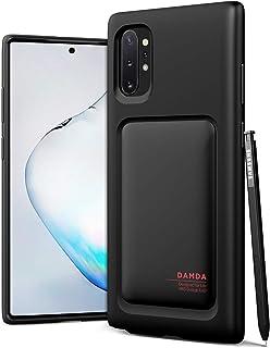 VRS Design Damda High Pro Shield designed for Samsung Galaxy Note 10 PLUS/Note 10+ 5G case/cover - Matt Black