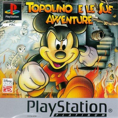 Disney Topolino e le sue Avventure - PS1 PlayStation
