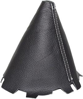 2007-2012 Para HYUNDAIi30 Modelos Funda para Palanca de Cambio 100/% Piel Color Negro