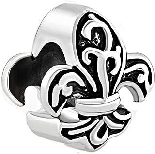 Best fleur de lis charm for pandora bracelet Reviews