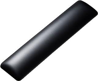 サンワサプライ キーボード用リストレスト(レザー調素材、ブラック) TOK-GELPNLBK