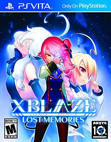 Xblaze Lost: Memories - [Edizione: Regno Unito]
