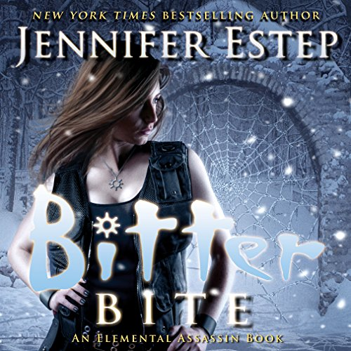 Bitter Bite audiobook cover art