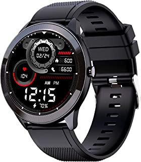 Maxima Max Pro Smartwatch with SpO2,Upto 15 Day Battery life,Full-touch Ultra Bright 320*320 display of Upto 380 Nits,10+ ...