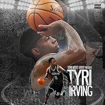 Tyri Irving First Man Edition