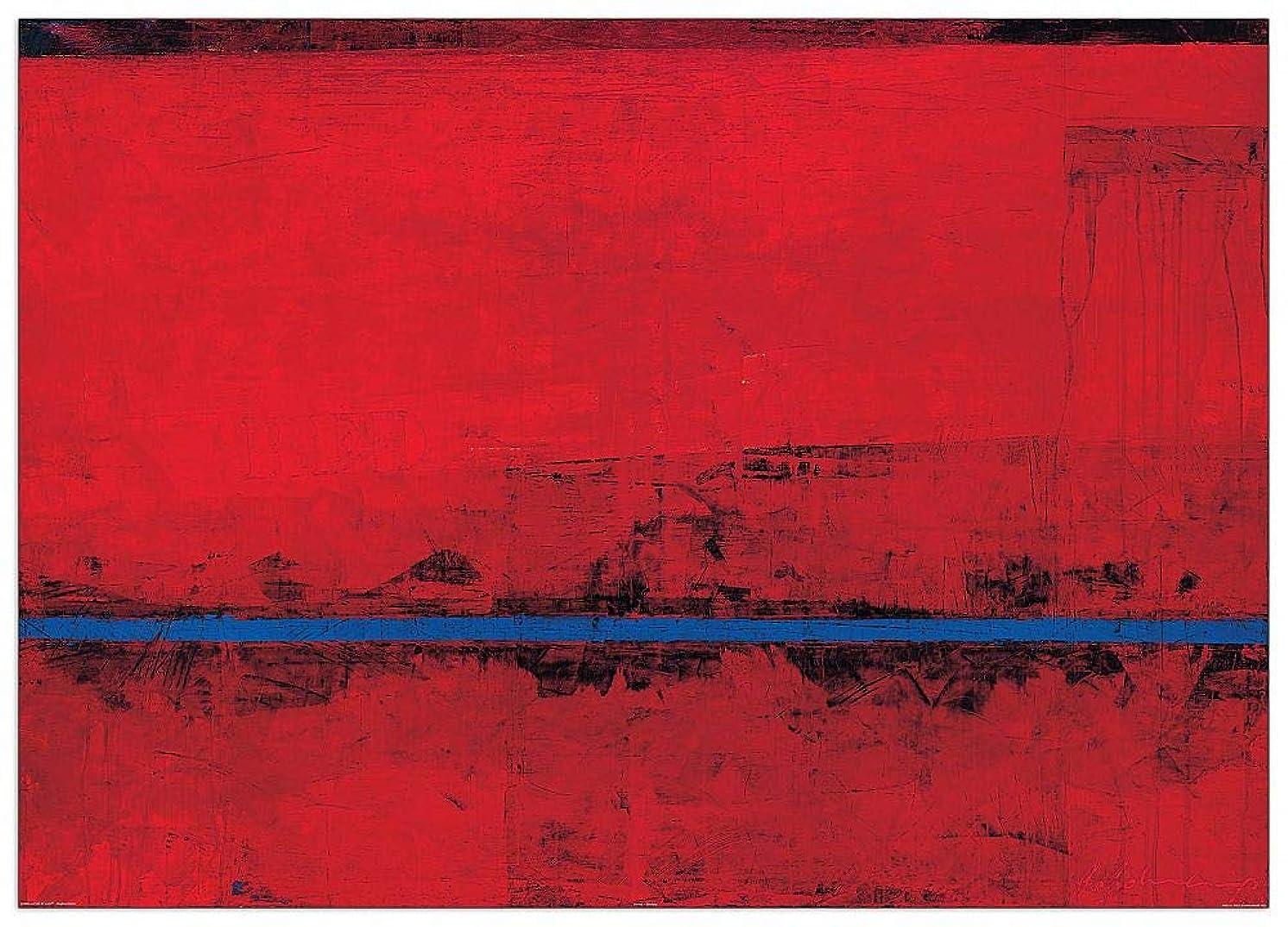 Artopweb Decorative Panel, Multicolour, 138x98 cm