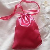Copa Menstrual - lote de 2 Copas Menstruales con Bolsa de Regalo FDA Certificado Alternativa a los Tampónes y Compresas Protección de la Higiene ...