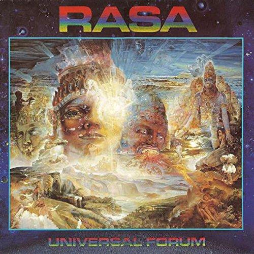 Rasa - Universal Forum - Lotus Eye Music - BBT-S-22