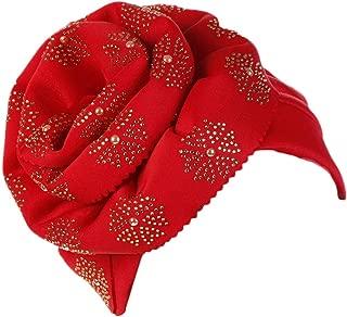 Tootu Women Muslim Cap Stretch Turban Hat Chemo Hair Head Scarf Wrap Hijib