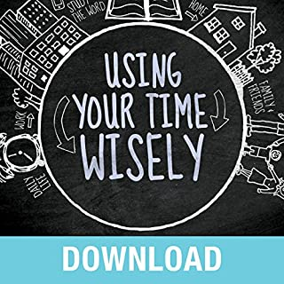 Using Your Time Wisely cover art