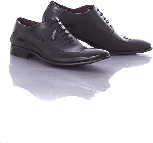 rougeskins Chaussures Chaussures à Lacets Pedro Noir