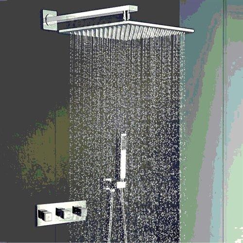 %14 OFF! Parismo Shower Set