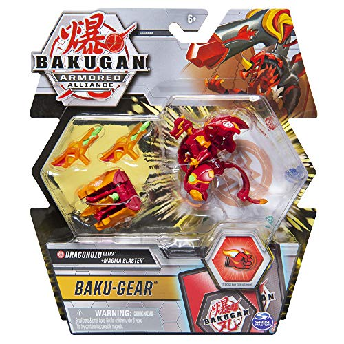 Bakugan - Ultra Battle Gear Modelos Aleatorios (Bizak 61924443)